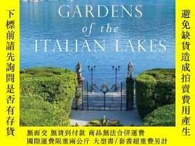 二手書博民逛書店Gardens罕見of the Italian Lakes 意大利湖泊花園Y19139 Steven Desm