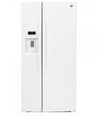 GE 美國 奇異 GSS23HGWW 702L 對開門冰箱 白色