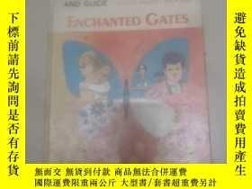 二手書博民逛書店ENCHANTED罕見GATES 《歡樂之門》英文原版 少兒圖文