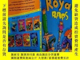 二手書博民逛書店ROYAL罕見RAPS:皇家饒舌歌手Y200392
