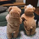 寶寶棉襖男0一周歲半1-2加厚小嬰兒棉衣秋冬裝兒童棉服女冬季外套 格蘭小舖