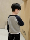 男童上衣 兒童衛衣套頭衫童裝2021新款春男童加厚打底衫洋氣男孩上衣【快速出貨八折鉅惠】
