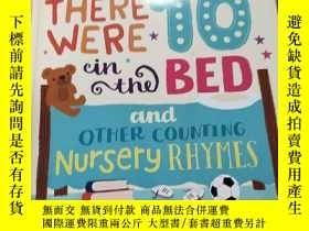 二手書博民逛書店there罕見were 10 in the bed and other counting nursery rhym