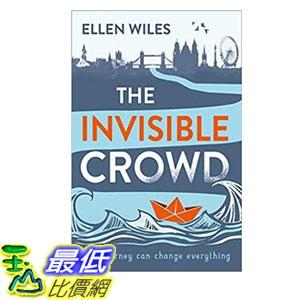 2018 amazon 亞馬遜暢銷書 The Invisible Crowd