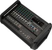 【音響世界】YAMAHA EMX5  630W功率混音器 - 12軌輸入/24組數位效果/回授控制 (公司貨)