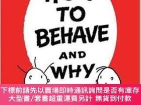 二手書博民逛書店How罕見to Behave and WhyY454646 Leaf;Monroe Random House