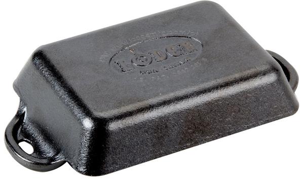 丹大戶外【LODGE】Rectangular Mini 10oz 15*10cm迷你荷蘭鑄鐵平底長方形/焗烤盤 HMSRC