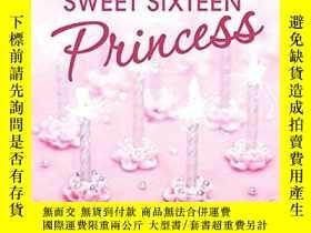 二手書博民逛書店Sweet罕見Sixteen Princess (princess Diaries, Vol. 7 1 2)Y