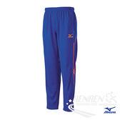 美津濃 MIZUNO 男長褲 (法國藍) 針織、吸汗速乾、抗紫外線 32TD703222【 胖媛的店 】