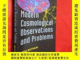 二手書博民逛書店Modern罕見Cosmological Observation