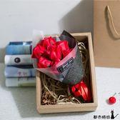 香皂花 情人節婦女節禮物玫瑰花肥香皂花束仿真花送女生浪漫創意表白禮盒 - 都市時尚