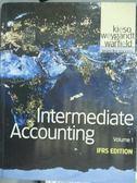 【書寶二手書T9/大學商學_PDW】Intermediate Accounting Vol.1_Kieso,Weygan