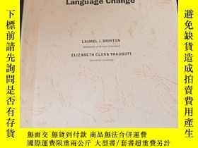 二手書博民逛書店Lexicalization罕見and Language Change (Research Surveys in