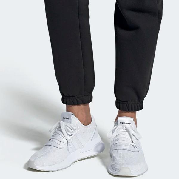 ADIDAS U_Path X 女鞋 慢跑 休閒 襪套 白【運動世界】 EE7160