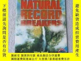 二手書博民逛書店Natural罕見Record BreakersY21478 J