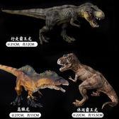 侏羅紀兒童恐龍玩具 霸王龍仿真動物套裝大號恐龍蛋模型男孩玩具【奇趣家居】