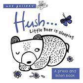 Hush! Little Bear Is SleepingHush! Little Bear Is Sleeping 噓!小熊正在睡覺 硬頁音效書(美國版)