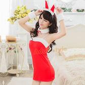 角色扮演 性感睡衣 情趣用品 經典萌系火紅熱情兔女郎裝-秋意濃