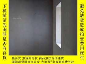 二手書博民逛書店英國建築大師約翰·包笙John罕見Pawson作品集Anatomy of Minimum 解剖學的最小值Y30