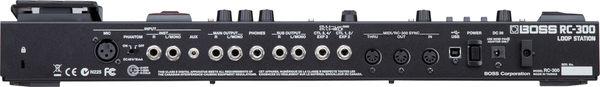 【金聲樂器廣場】Roland BOSS RC-300 RC300 Loop Station 即時循環錄音工作站