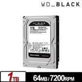 WD 黑標 1TB 3.5吋 SATA電競硬碟 WD1003FZEX