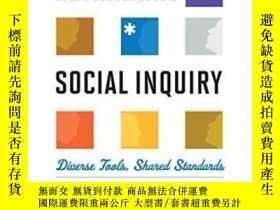 二手書博民逛書店Rethinking罕見Social Inquiry-反思社會調查Y436638 Henry E. Brady
