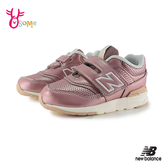 New Balance 997 小童 寶寶運動鞋 慢跑鞋 復古 寬楦 輕量 P8456#粉紅◆OSOME奧森鞋業