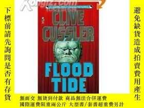 二手書博民逛書店Flood罕見TideY12620 Clive Cussler