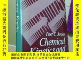 二手書博民逛書店Chemical罕見Kinetics and Transport