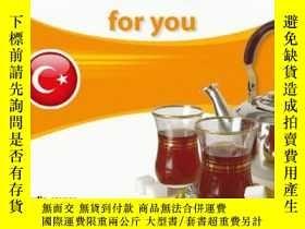 二手書博民逛書店土耳其語學習土耳其語英語雙語罕見Turkish for You