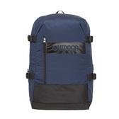【OUTDOOR】風格前線-防盜後背包-深藍色 OD201115NY