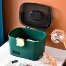 家用醫藥箱急救醫護藥品收納盒小型大容量家庭裝空箱特大號 小時光生活館