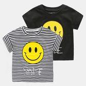 男童短袖T恤夏裝新款韓版童裝兒童寶寶打底衫上衣U8580 草莓妞妞