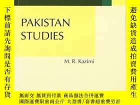 二手書博民逛書店Pakistan罕見Studies (core Texts Fo
