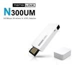 【TOTOLINK】 N300UM 極速300MB USB無線網卡