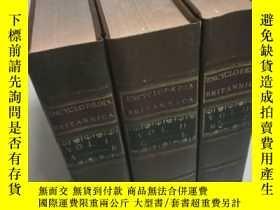 二手書博民逛書店Encyclopaedia罕見Britannica 1771 F
