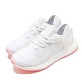 adidas 慢跑鞋 Alphatorsion Boost W 白 銀 女鞋 舒適緩震 運動鞋【ACS】 FW9554