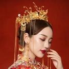 秀禾新娘古裝頭飾