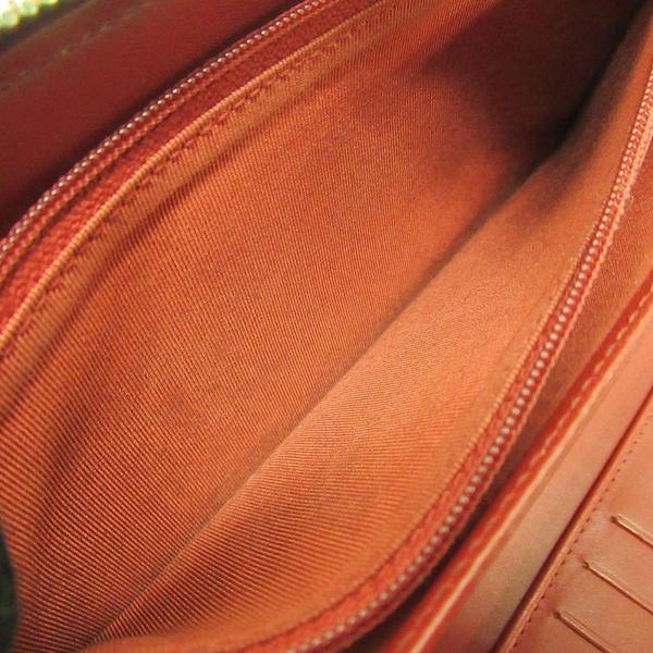 CHANEL 香奈兒 紅色荔枝紋牛皮拉鍊長夾 Large Zipped Around Wallet【BRAND OFF】
