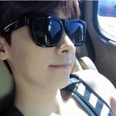 墨鏡男士墨鏡女開車太陽鏡潮防紫外線明星款圓臉韓國司機眼鏡復古眼睛 晶彩生活