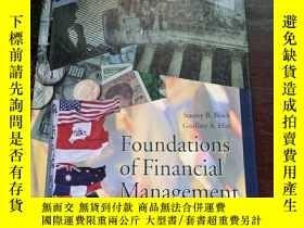 二手書博民逛書店Foundations罕見of Financial Market