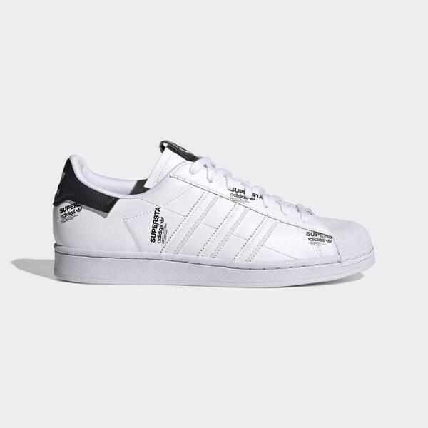 Adidas Superstar [GV7671] 男女鞋 運動 休閒 經典 貝殼頭 舒適 簡約 穿搭 愛迪達 白 黑