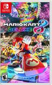 (中文版) 任天堂 Nintendo Switch 瑪利歐賽車 8 豪華版 R 馬力歐賽車 8 歐版