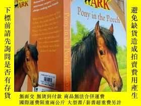 二手書博民逛書店Pony罕見in the Porch:門廊裏的小馬 Y200392