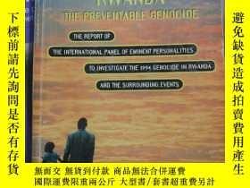 二手書博民逛書店Rwanda The罕見Preventable Genocide