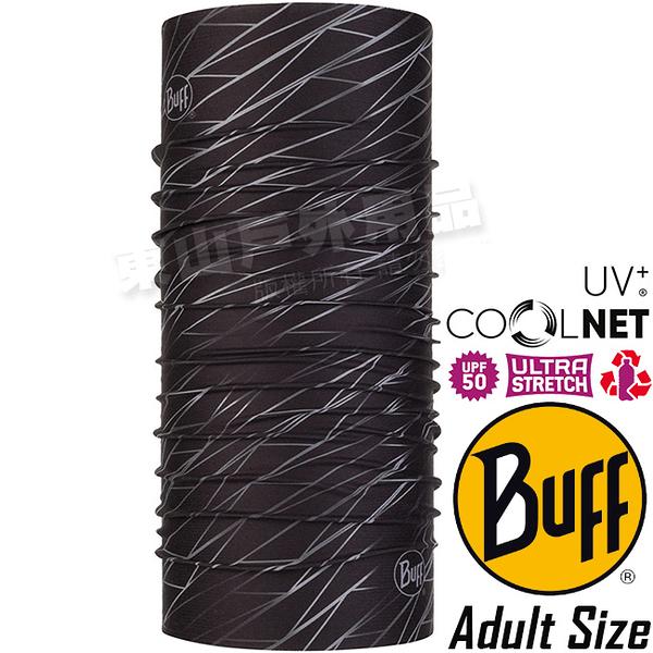 BUFF 119346.901 Adult UV Protection魔術頭巾 Coolnet吸濕排汗抗菌圍巾/防曬領巾 東山戶外