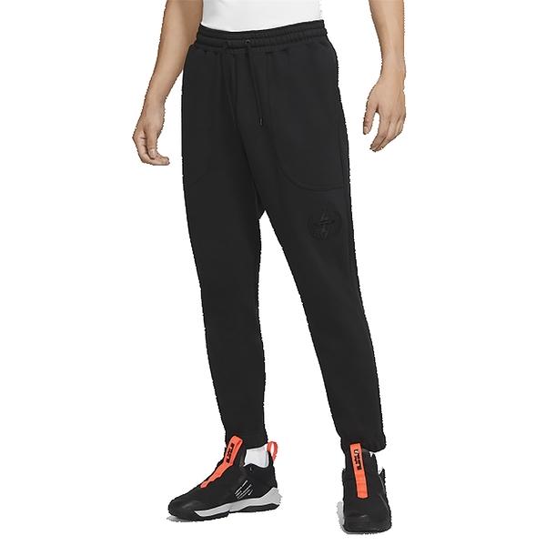 NIKE AS LEBRON M NK PANT 黑 男款 運動 保暖 刷毛 慢跑 健身 長褲 CK6788010