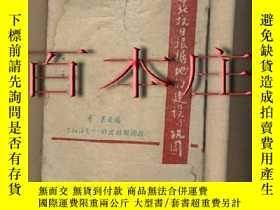 二手書博民逛書店罕見論華北抗日根據地的建設與鞏固1463 楊尚昆 救國報社 出版