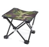 便攜式折疊小凳子折疊椅板凳釣魚凳矮凳馬扎戶外寫生坐火車四角凳【快速出貨】