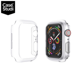 CaseStudi Explorer Apple Watch 40mm Series4/5 保護殼-霧透白